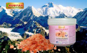 Garam gunung